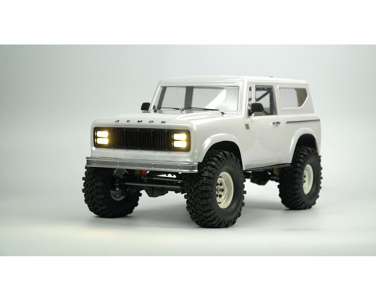 Cross RC KR4C 1/10 Demon 4x4 Crawler Kit-Lexan Body Full Metal