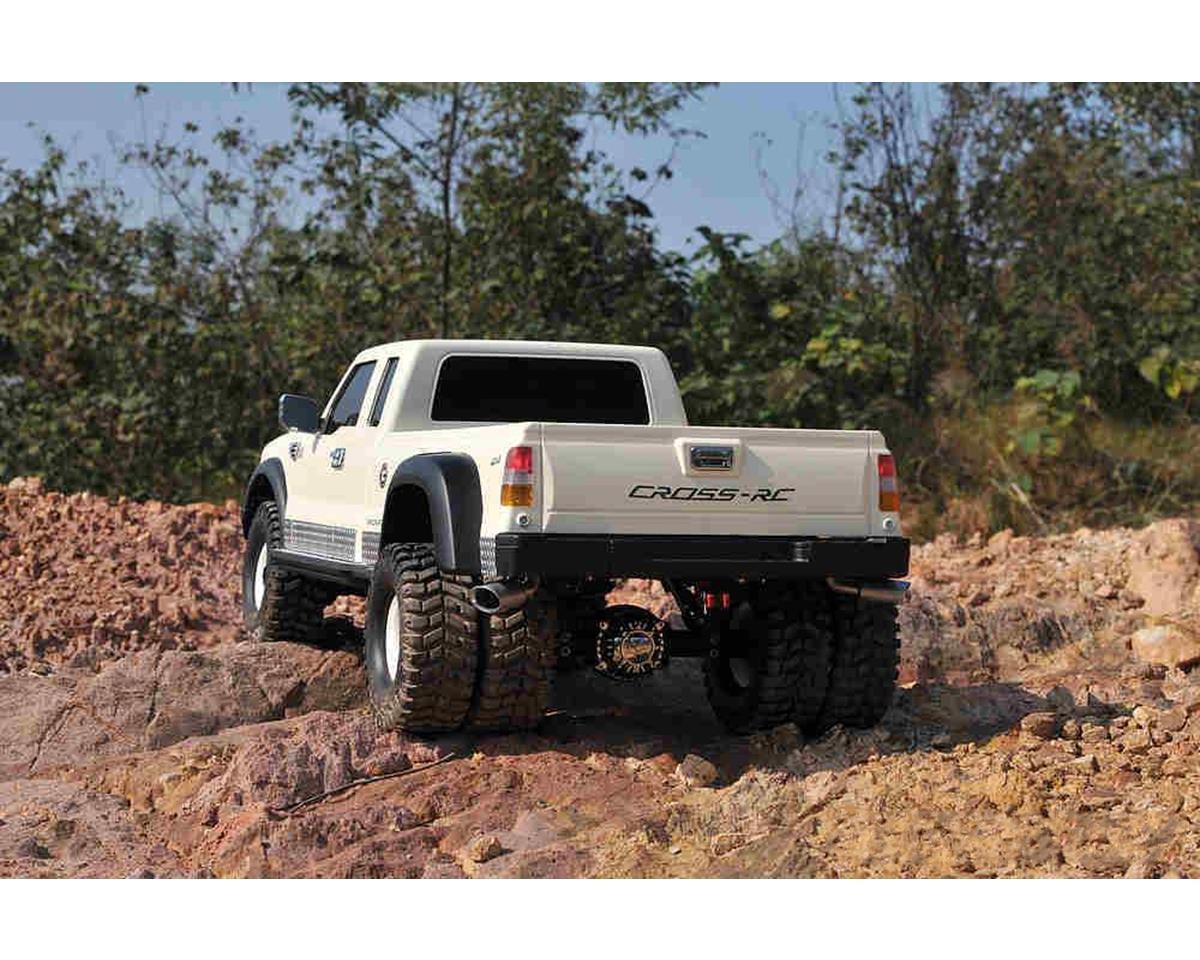 Cross RC PG4L 1/10 4x4 2-Speed Dually Pickup Truck Crawler Kit