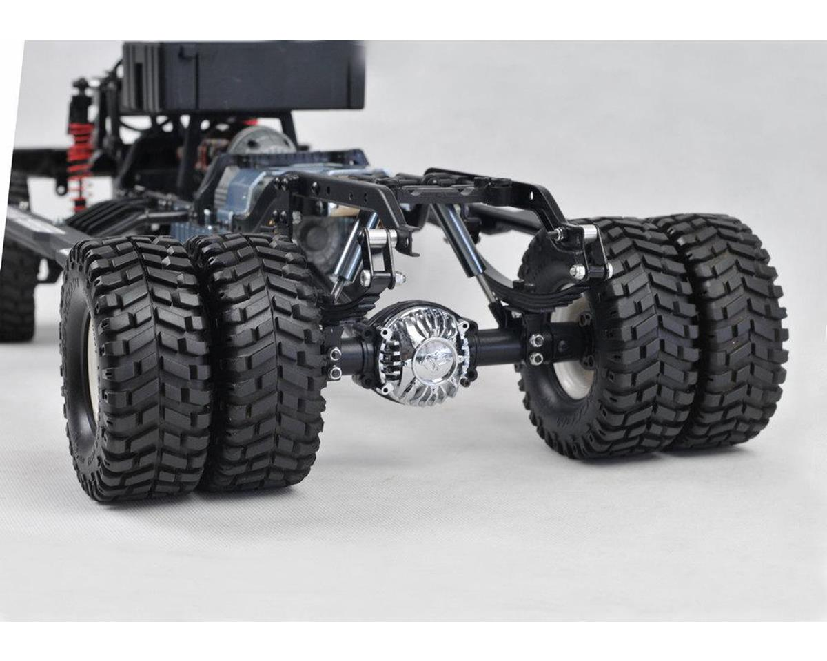 Cross RC PG4L 1/10 4x4 2-Speed Dually Pickup Truck Crawler Kit