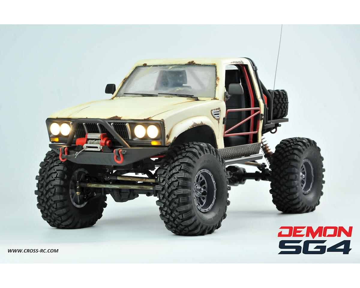 Cross RC Demon SG4A 1/10 4x4 Crawler Kit w/Hard Body