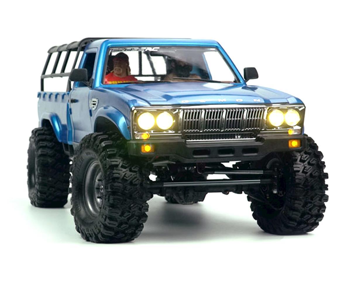 Cross RC SP4C 1/10 Demon 4x4 Crawler Kit-Full Hard Body Full Metal  [CZRSP4C] | Rock Crawlers