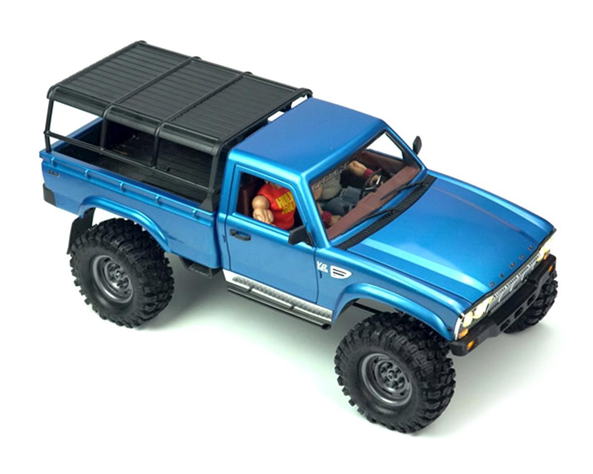 Cross RC SP4C 1/10 Demon 4x4 Crawler Kit-Full Hard Body Full Metal