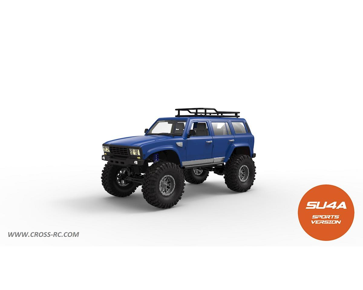 Cross RC SU4A 1/10 Demon 4x4 Crawler Kit-Full Hard Body SUV Basic