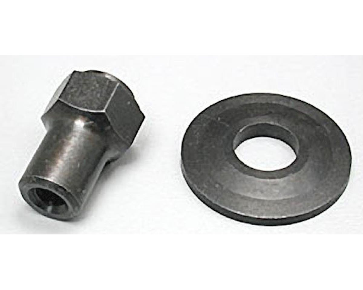 Dave Brown Products Propeller Adapt Nut,1/4-28mm,Short
