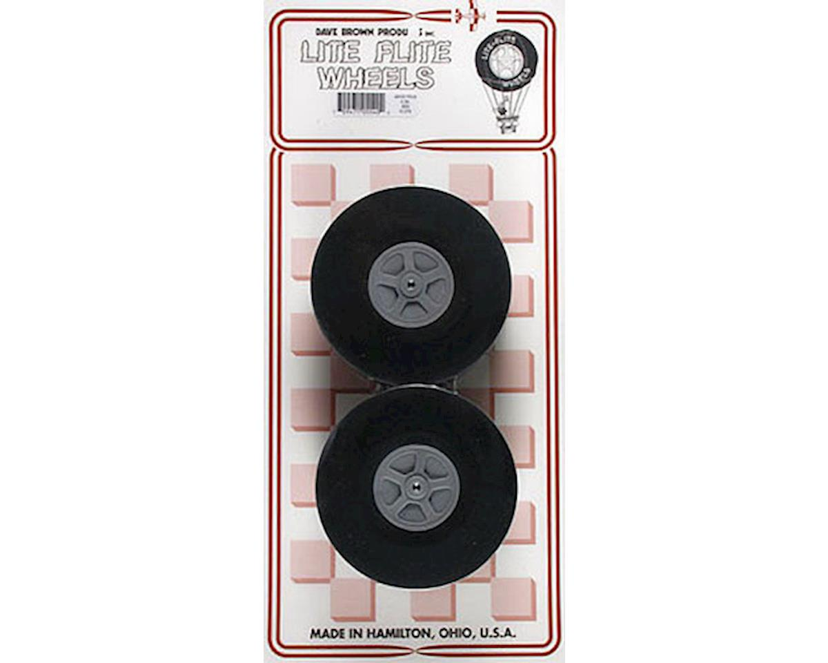 """Dave Brown Products WH40 Lite Wheel 4"""" (2)"""