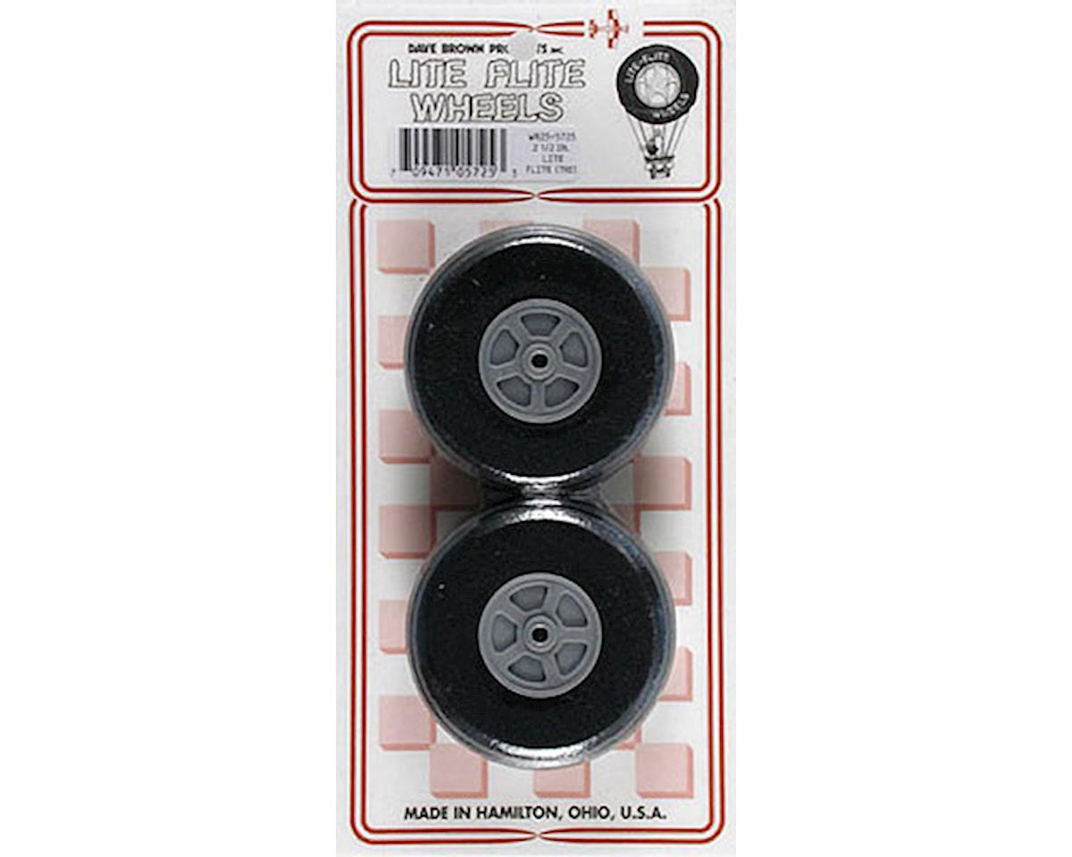 WR25 Treaded Lite Wheel 2-1/2""