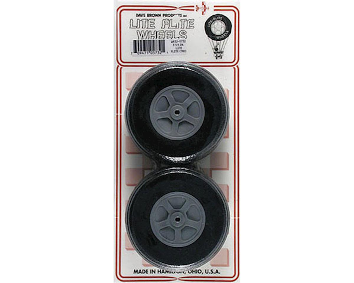 WR32 Treaded Lite Wheel 3-1/4""
