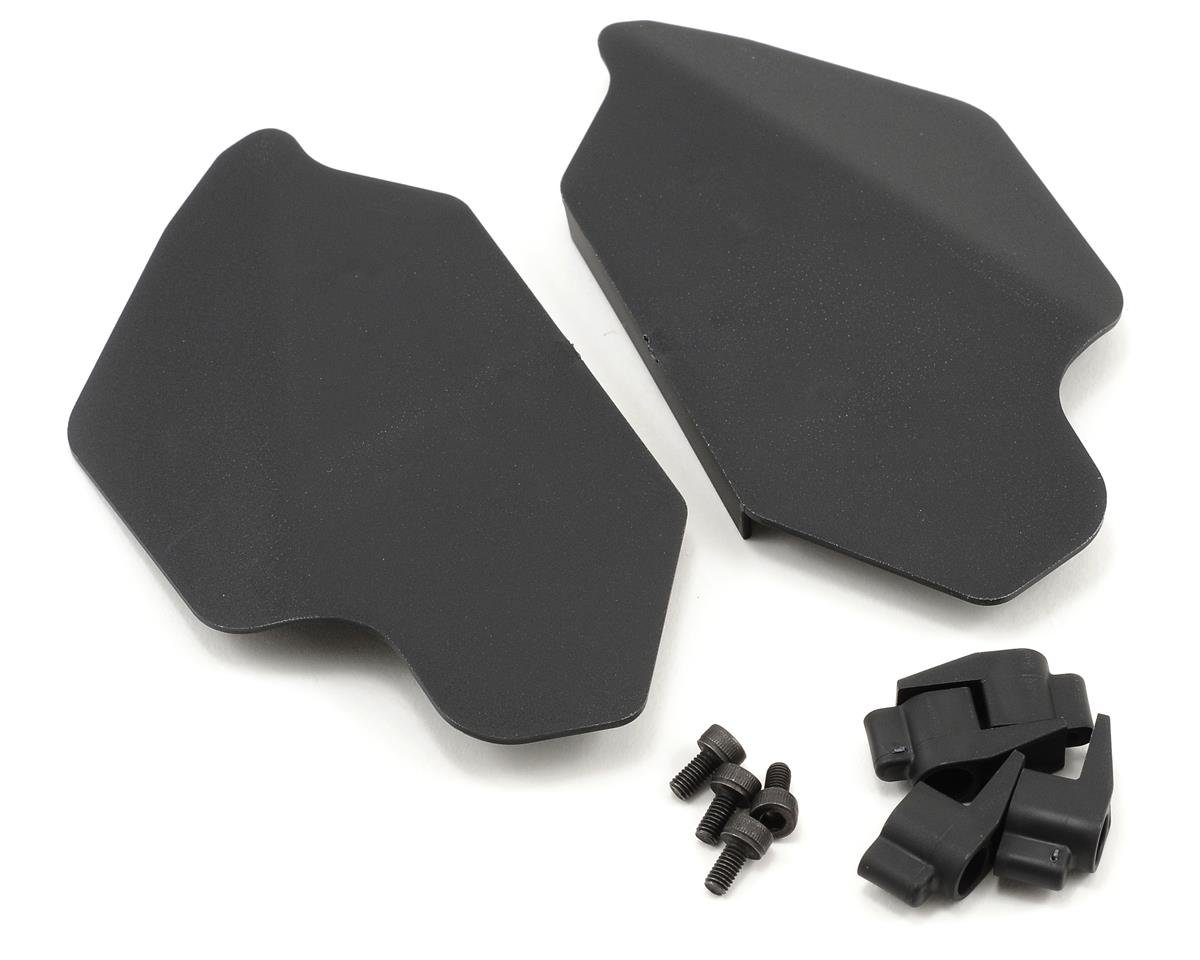 DE Racing Associated RC8/RC8B/SC8 Mud Guards