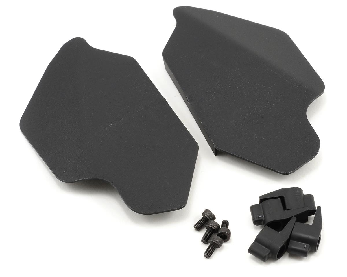 Associated RC8/RC8B/SC8 Mud Guards by DE Racing