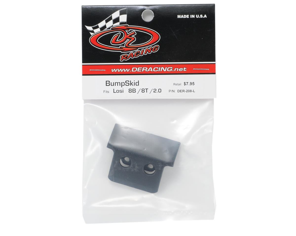 DE Racing BumpSkid (Losi 8ight/8T/2.0)