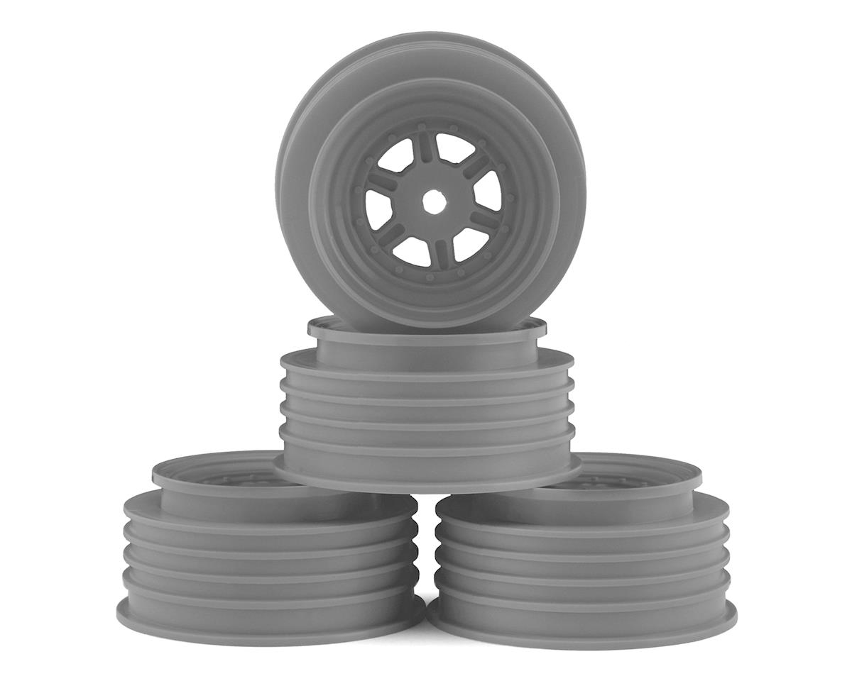DE Racing Gambler Front Wheels (AE Offset) (Silver)