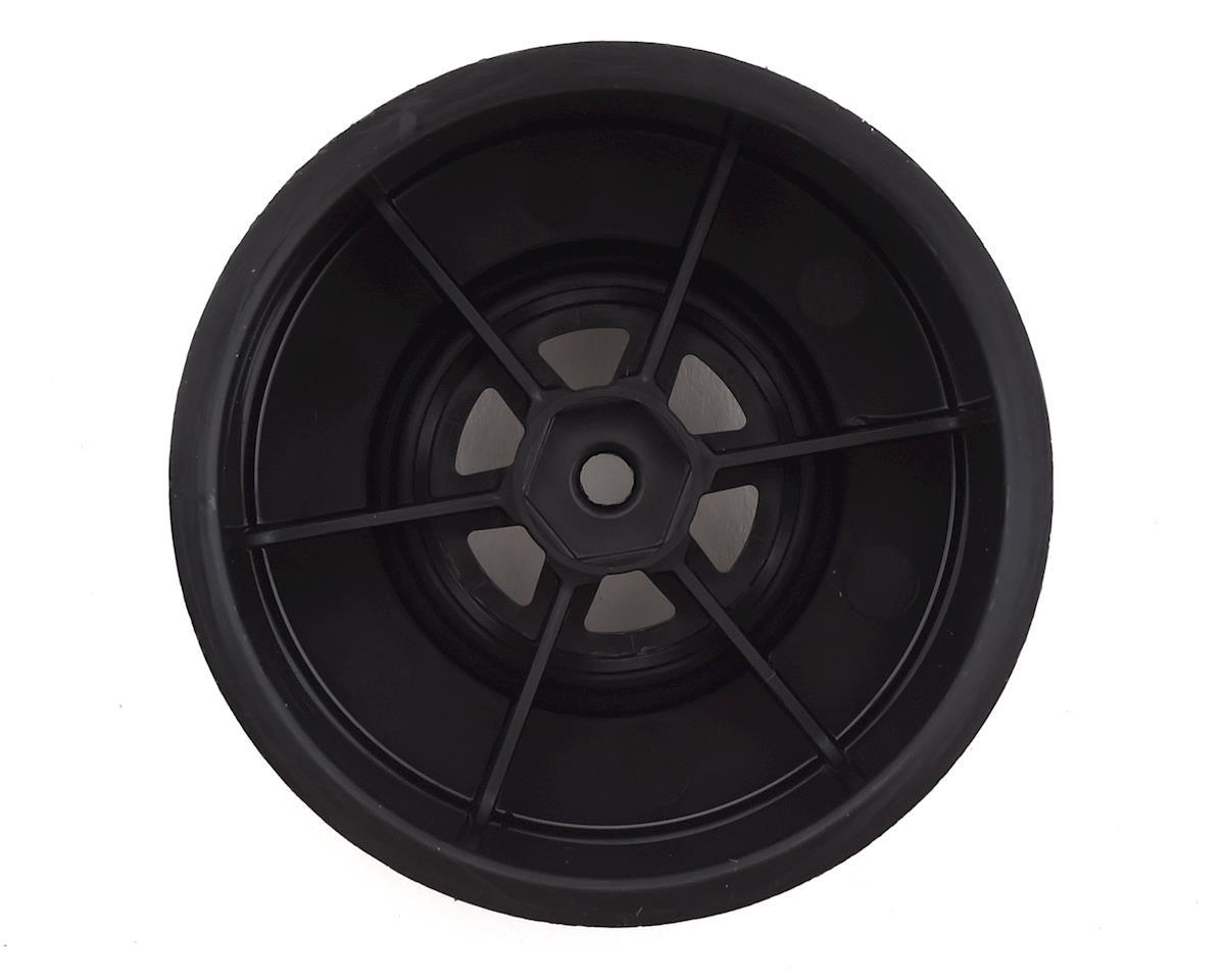DE Racing Gambler Rear Sprint Wheels (AE/TLR) (Black)