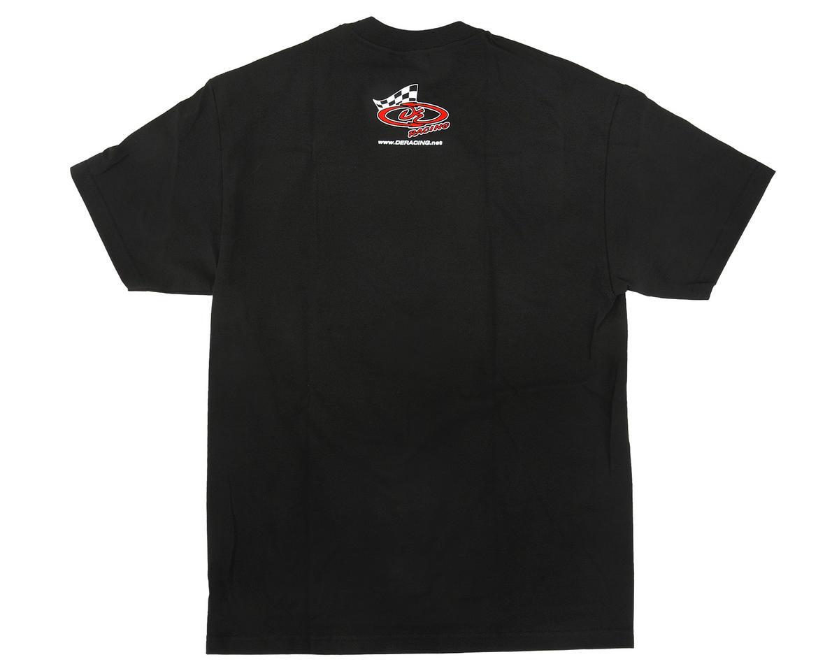 """DE Racing """"SpeedLine PLUS"""" T-Shirt (Black) (M)"""