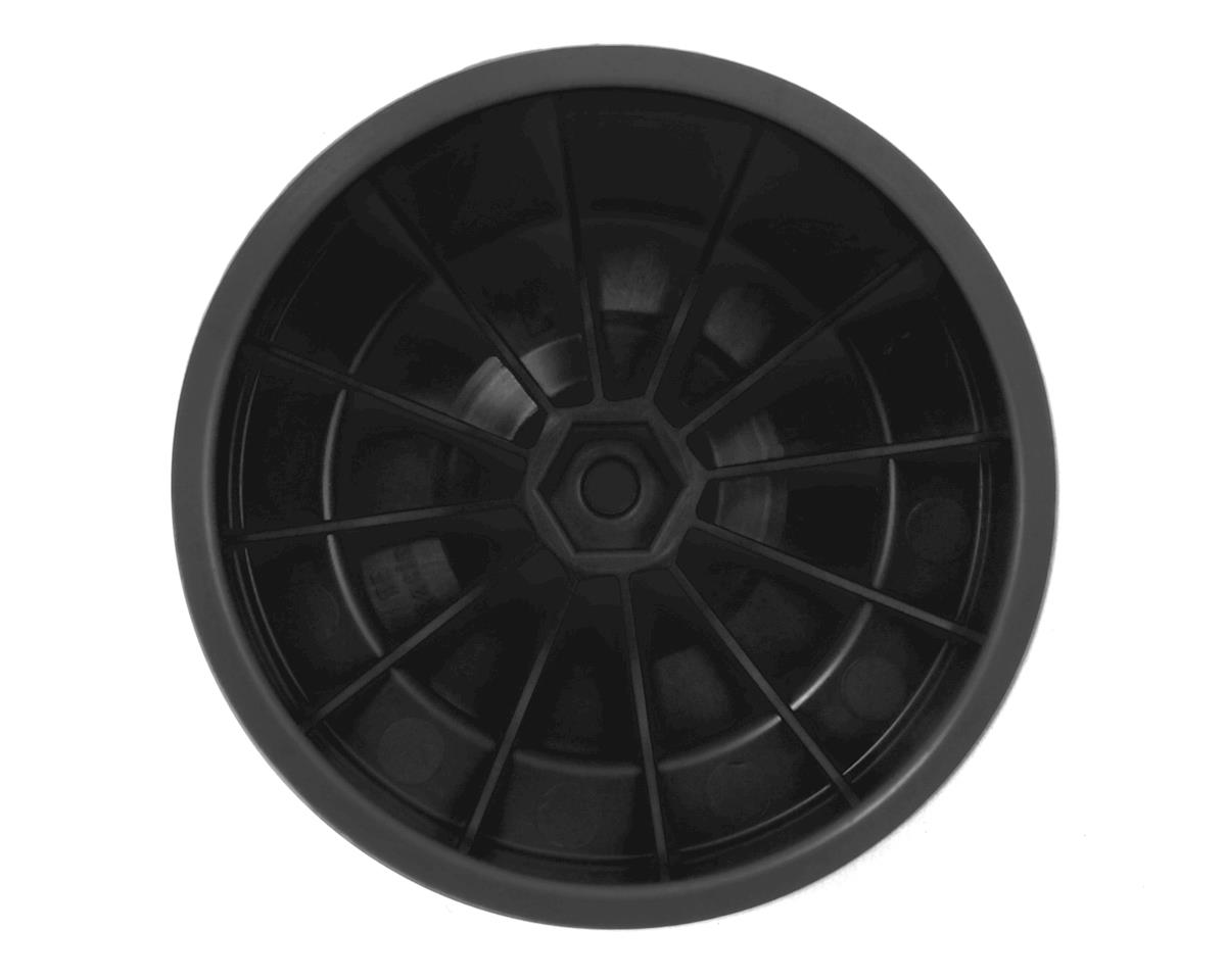 DE Racing Speedline PLUS Short Course Wheels (Black) (4)