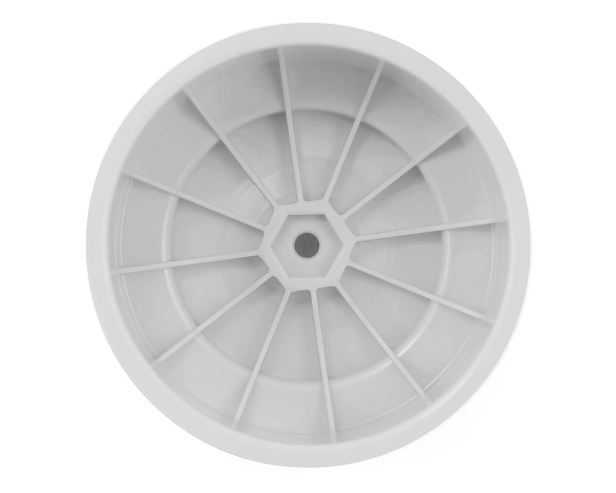 DE Racing Speedline PLUS Short Course Wheels (White) (4)