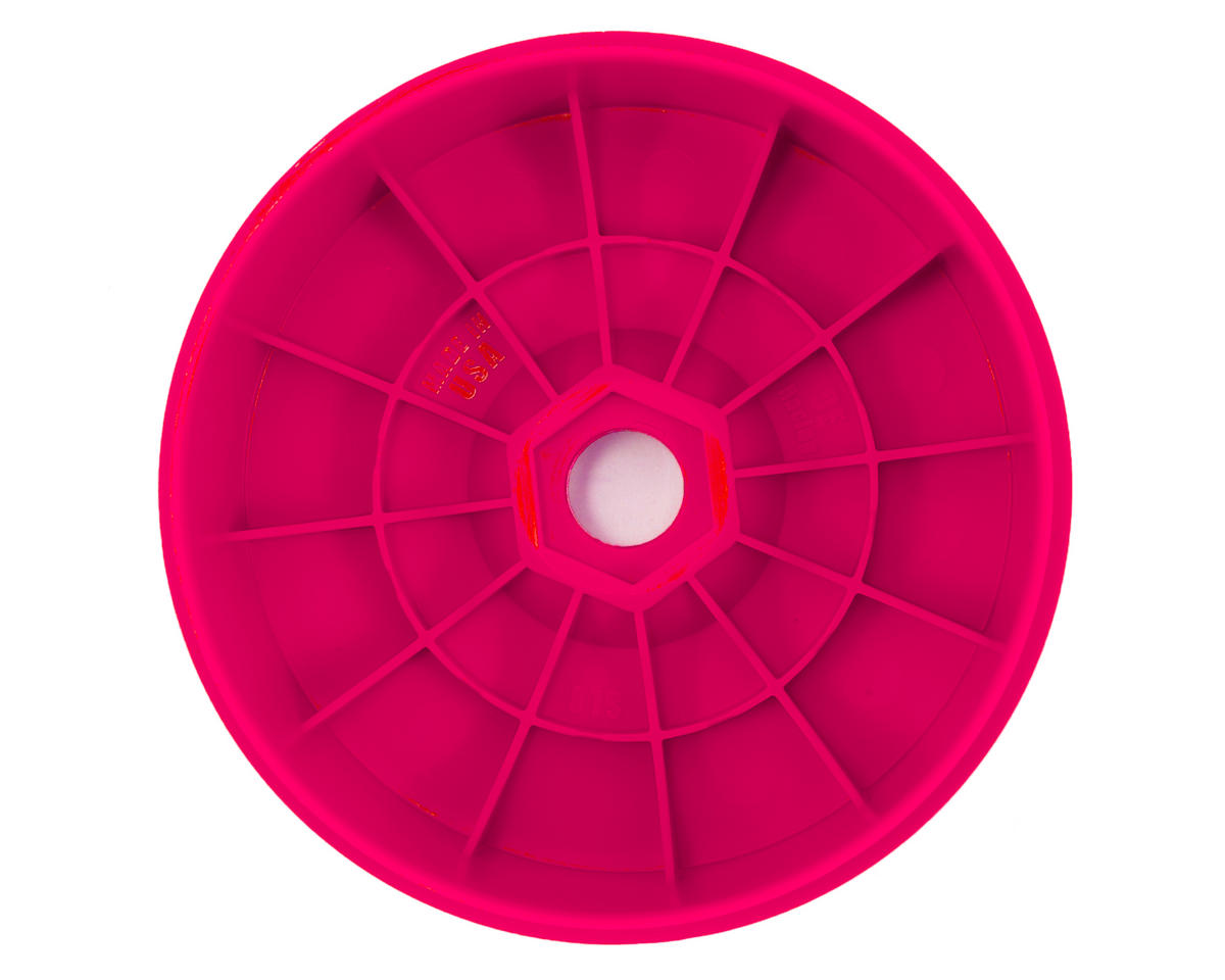 """DE Racing """"SpeedLine PLUS"""" 1/8 Buggy Wheel (4) (Pink)"""