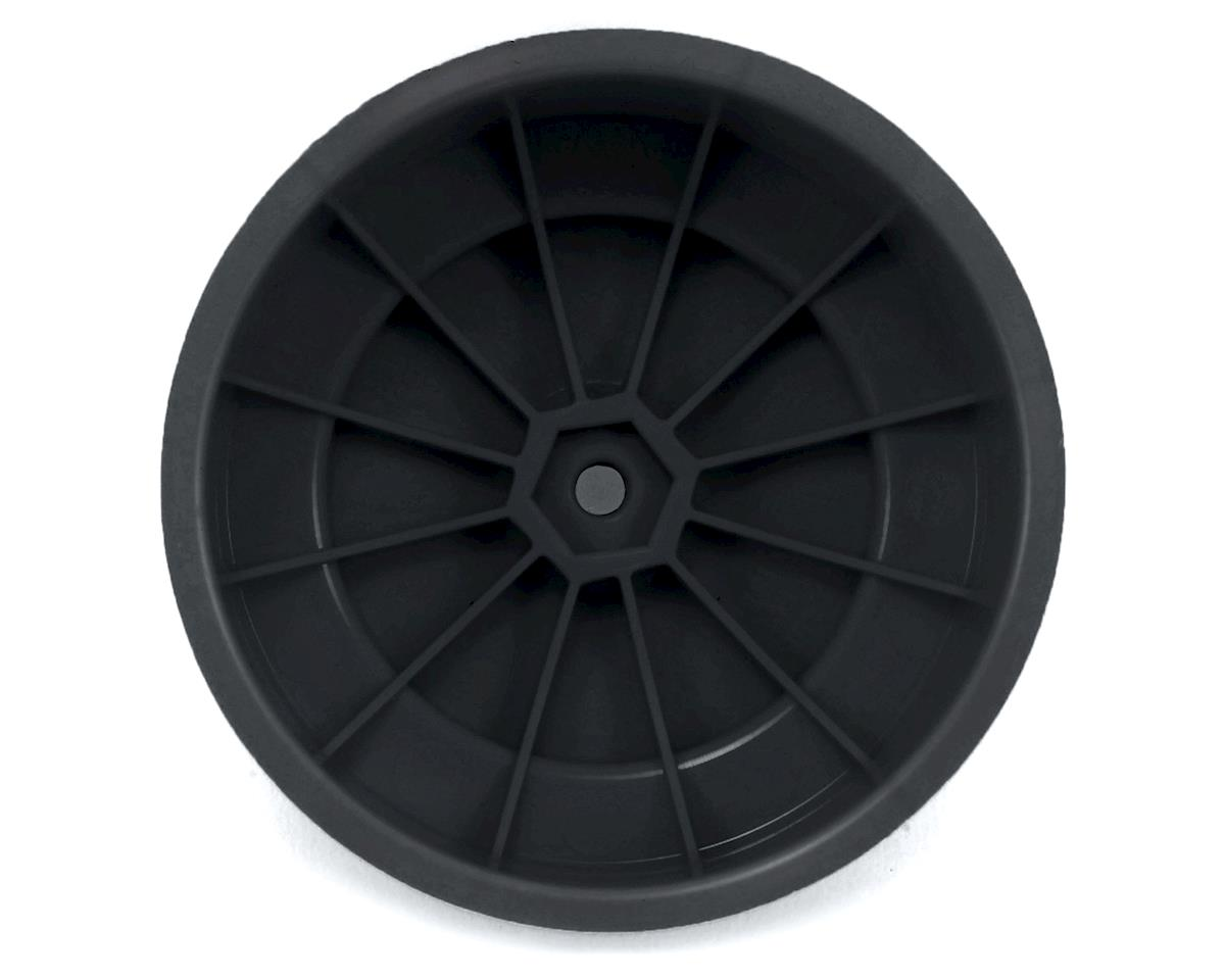 DE Racing Speedline PLUS Short Course Wheels (Black) (2)