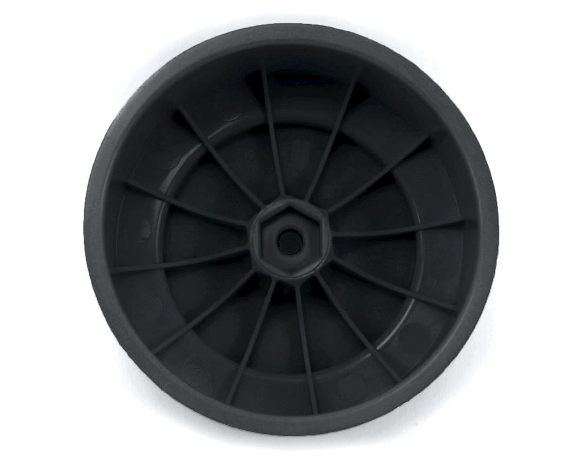 DE Racing Speedline PLUS Short Course Wheels (Black) (2) (SC6/Slash/Blitz)