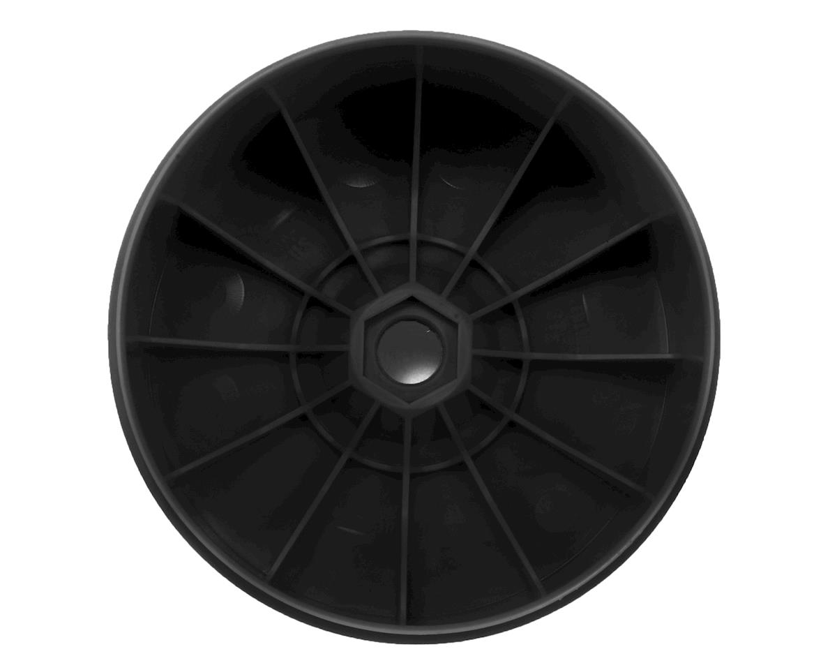 "DE Racing ""SpeedLine PLUS"" 1/8 Truggy Wheel (4) (Black)"
