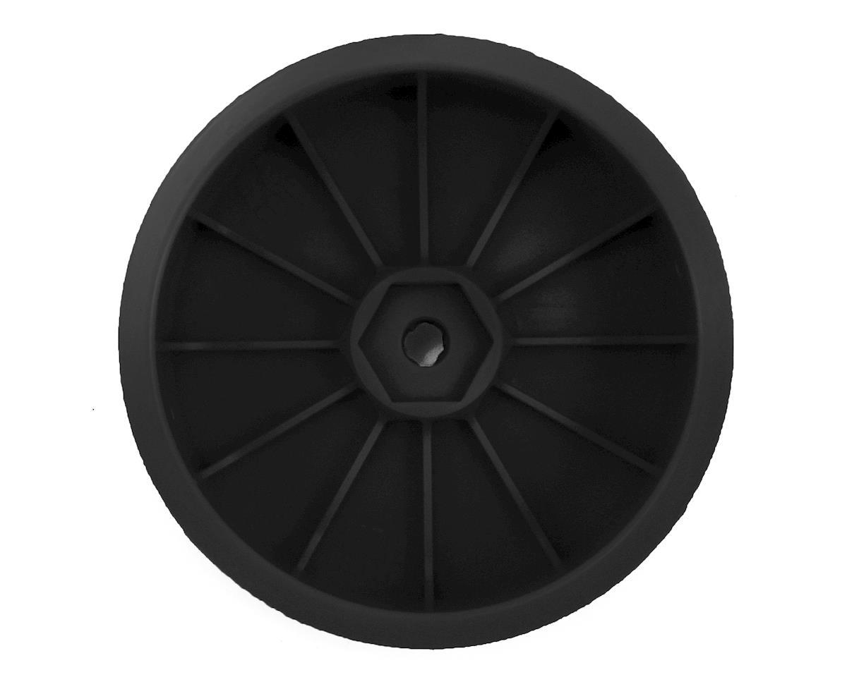 Image 2 for DE Racing Speedline Slim 2.2 2WD Buggy Front Wheel (Black) (4) (B6/RB6)