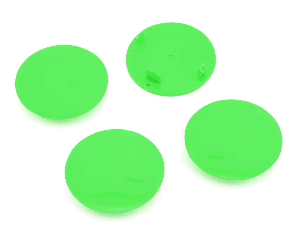DE Racing Speedway Dirt Oval Mud Plugs (Green)