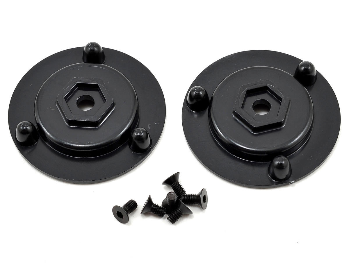 DE Racing 10mm Hex Adapters (2)