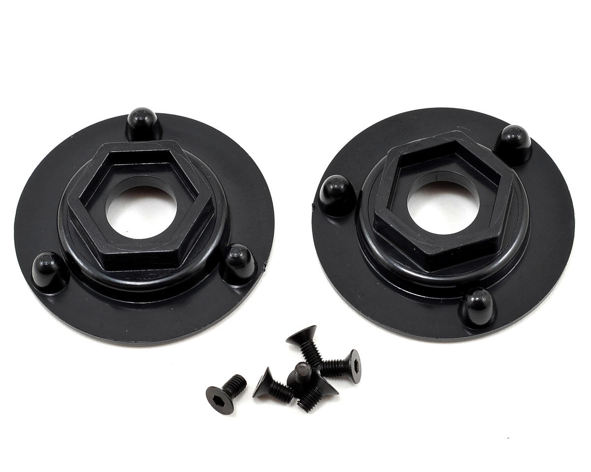 DE Racing 17mm Hex Adapters (2)