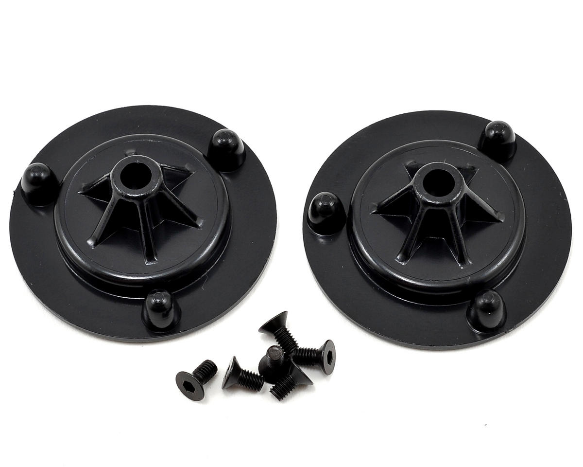 DE Racing 5mm Axle Adapters (2)