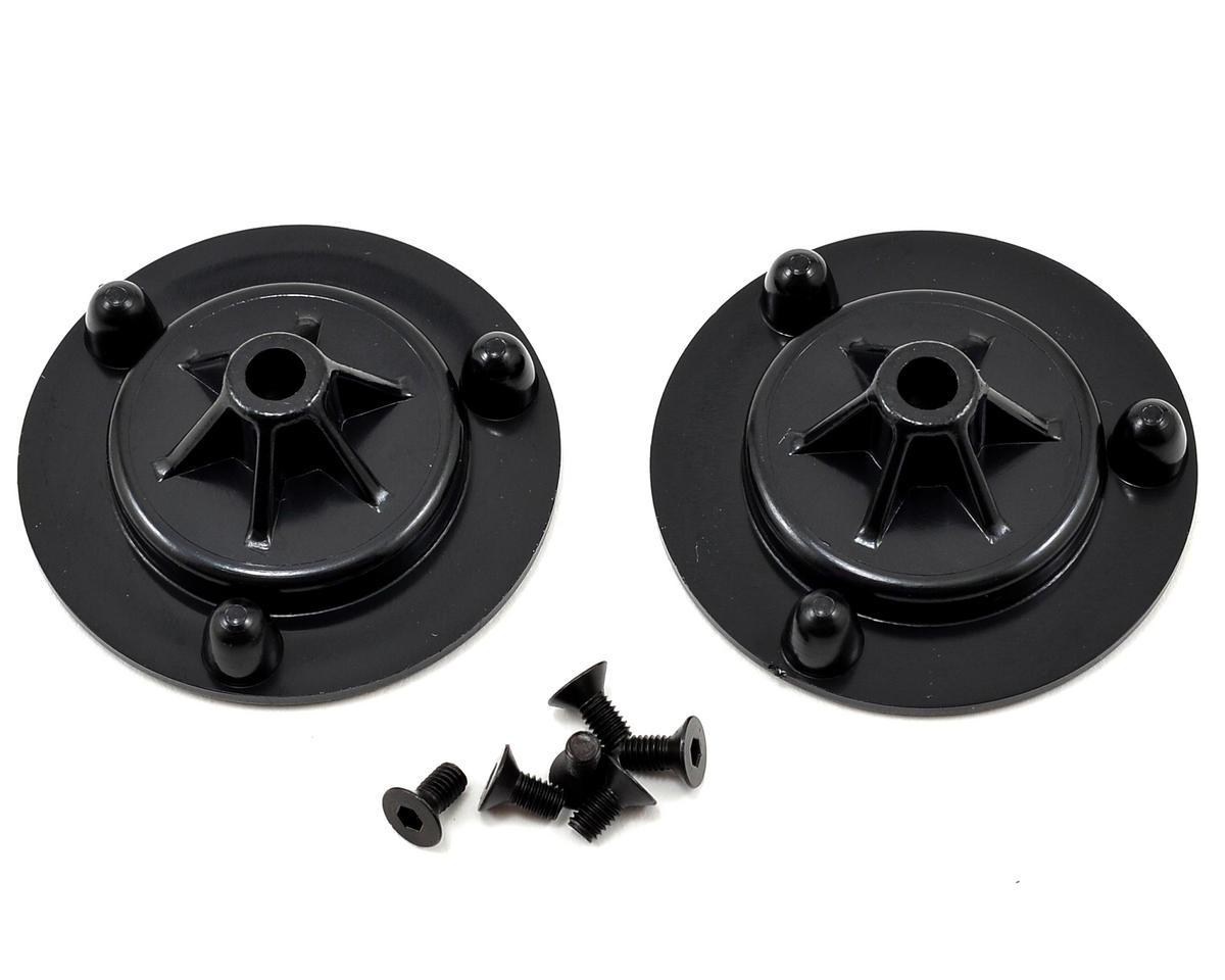 "DE Racing 3/16"" Axle Adapters (2)"