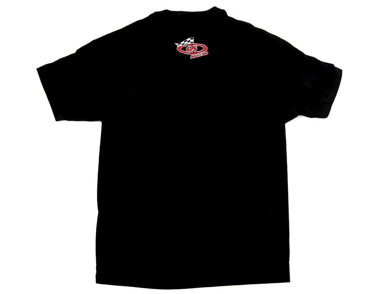 """Speedline"" Shirt (Black) (XL) by DE Racing"