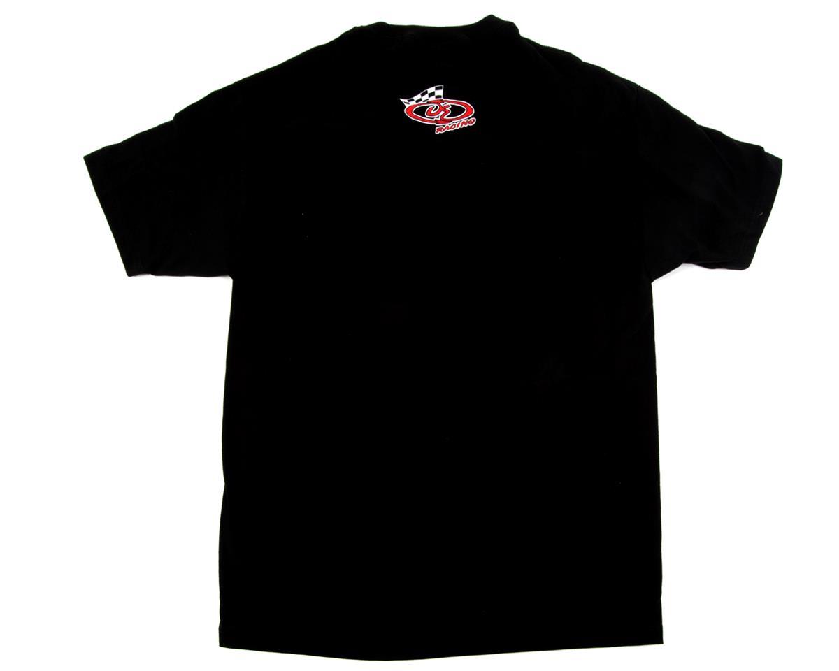 """DE Racing """"Speedline"""" Shirt (Black) (2XL)"""