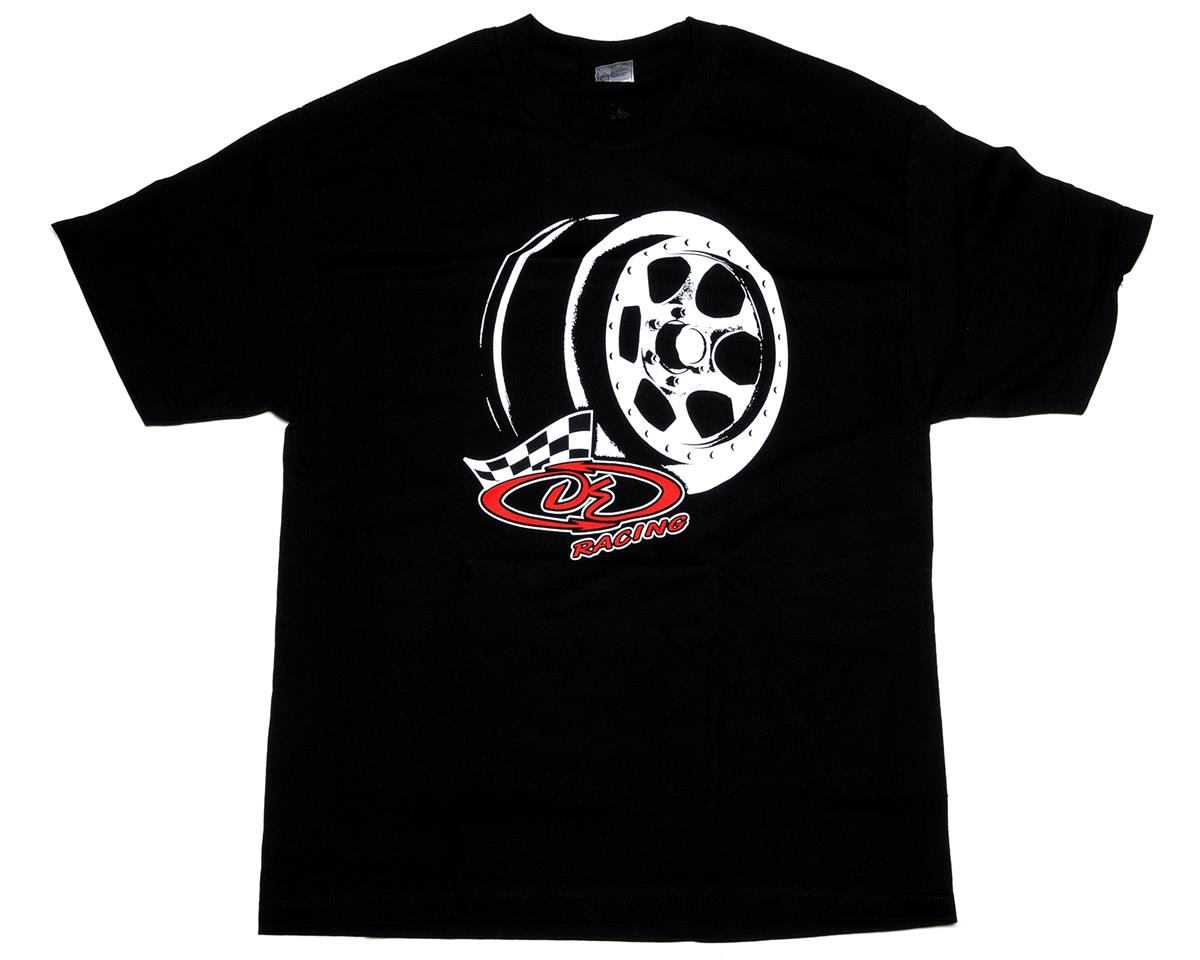 "DE Racing ""Trinidad"" T-Shirt (Black) (S)"