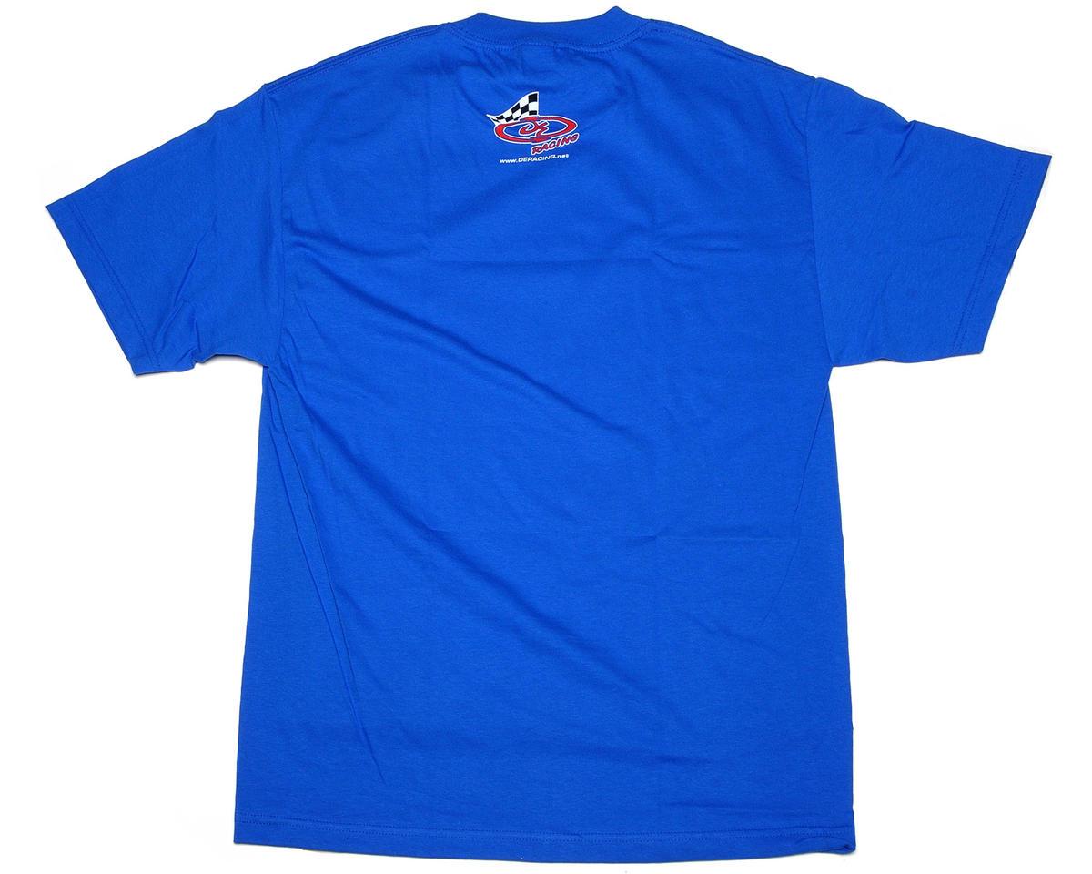 """DE Racing """"Trinidad"""" T-Shirt (Blue) (2XL)"""