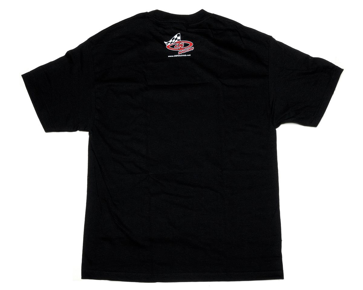 """DE Racing """"Trinidad"""" T-Shirt (Black) (2XL)"""