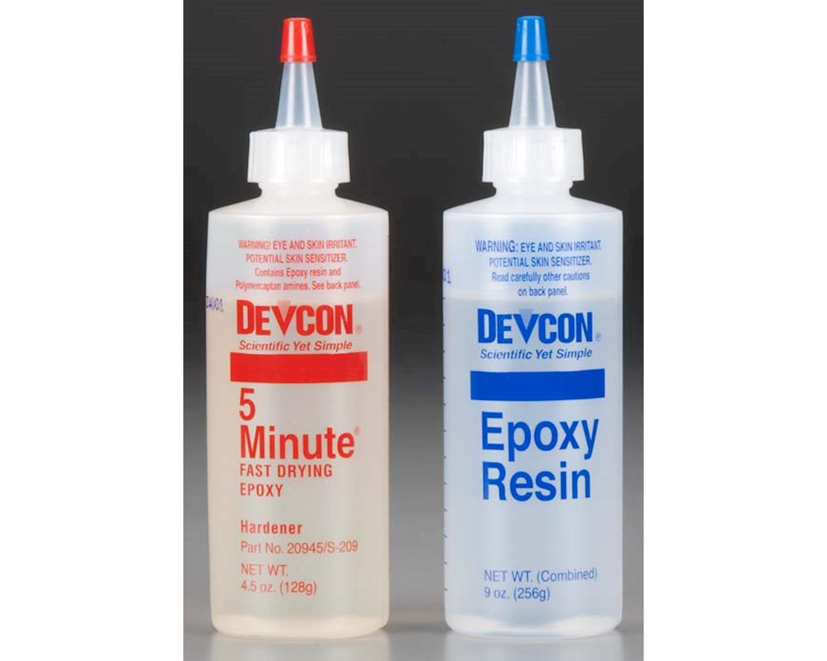 Devcon 20945 5-Minute Epoxy 9 oz