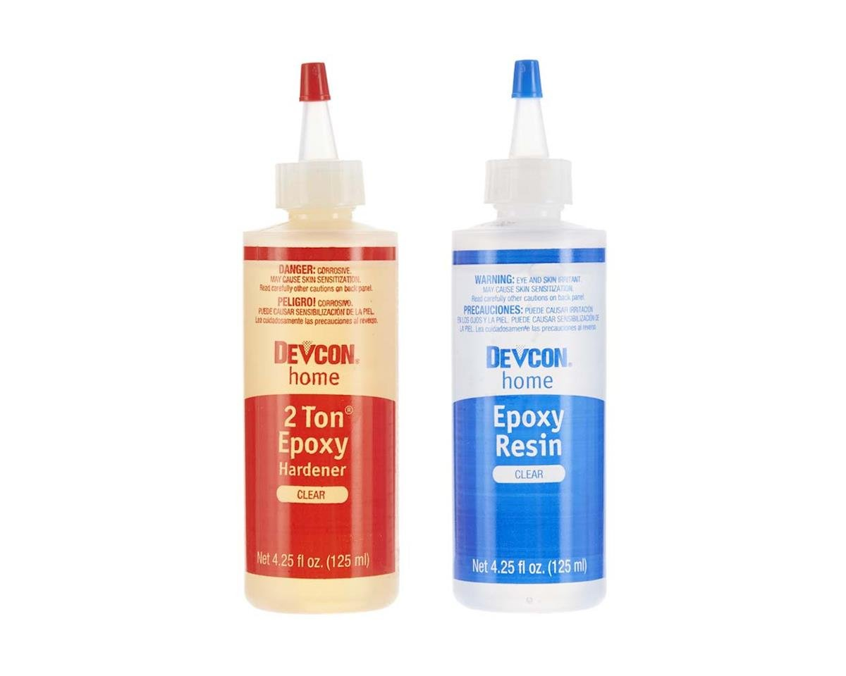Devcon 33345 30-Minute Epoxy 8.5 oz