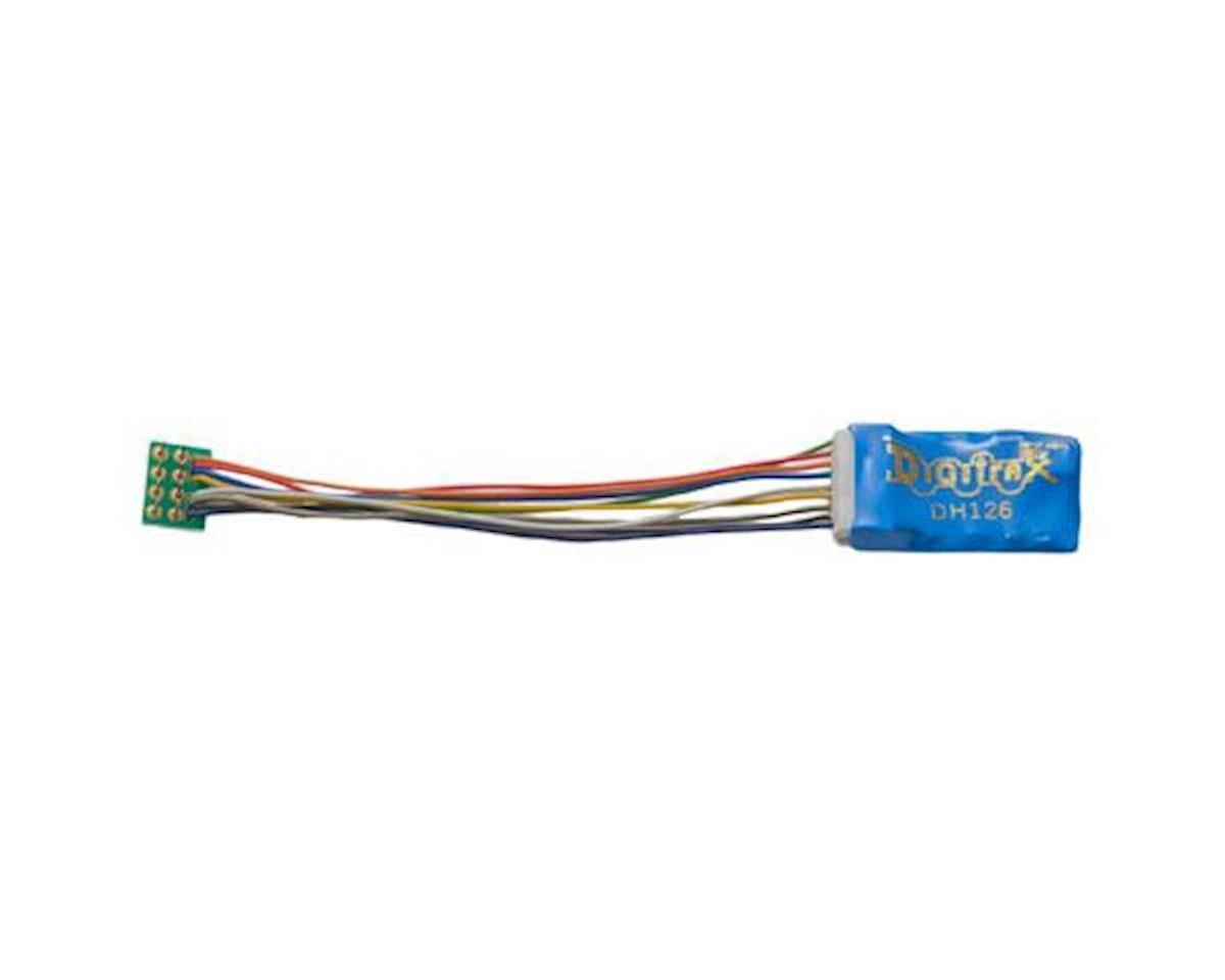 "HO DCC Decoder Series 6,3.2""Wires 2FN 9-Pin 1.5A"