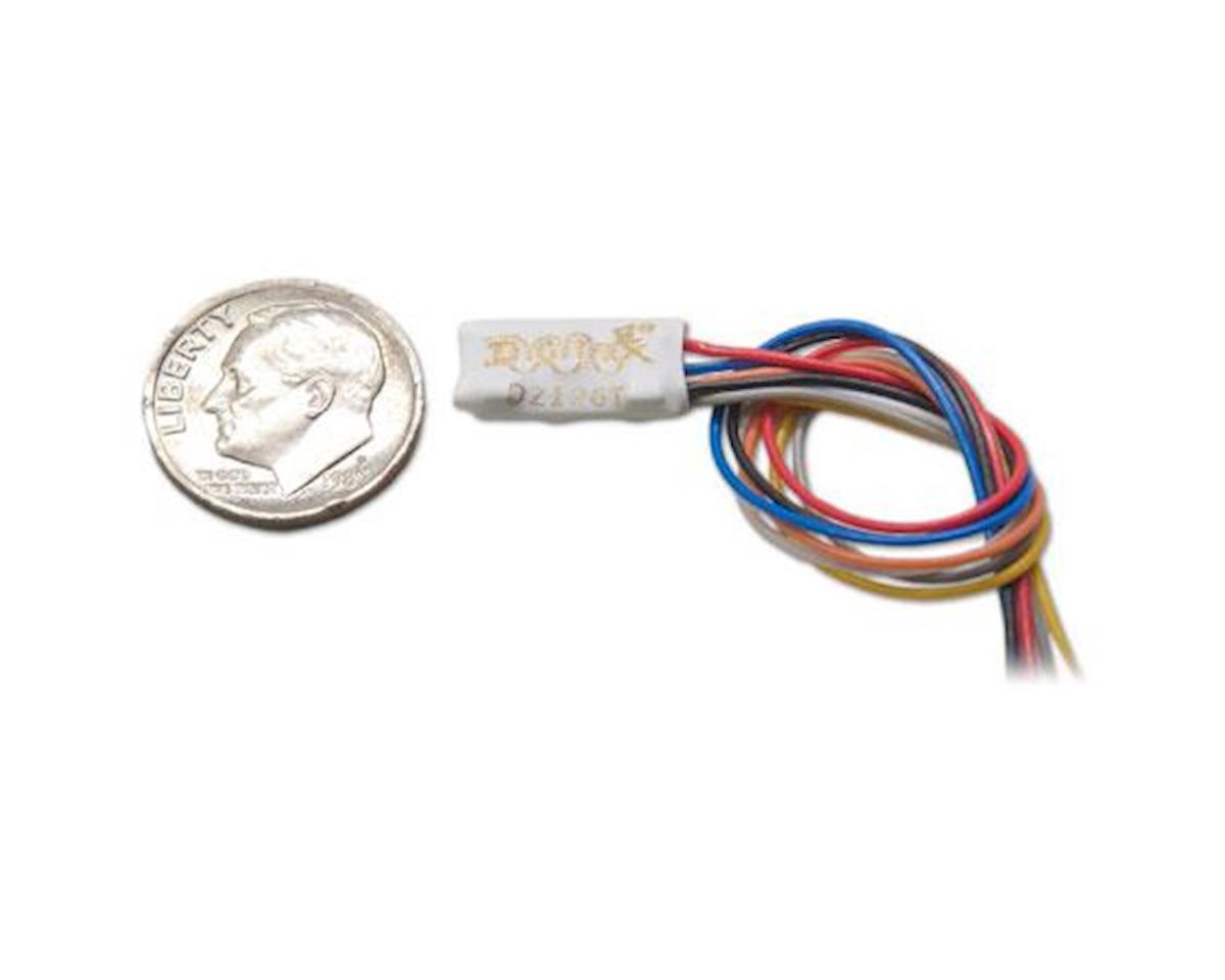 Digitrax Inc Ho N Z Tiny Dcc Decoder 2 Functions 1a Dgtdz126t Wiring Track