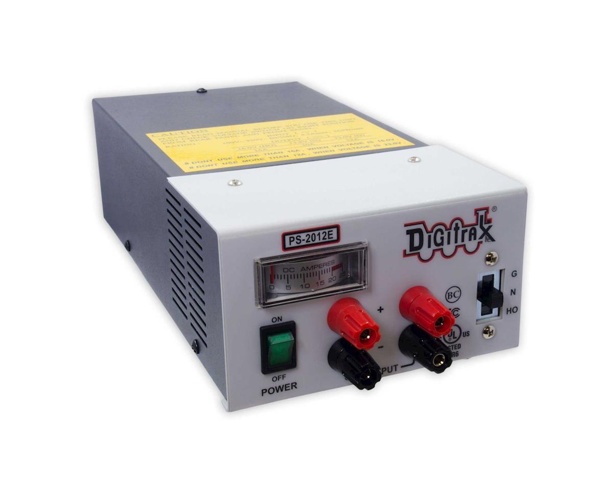 Digitrax, Inc. Power Supply, Selectable 13.8V/18V/23V DC 20A