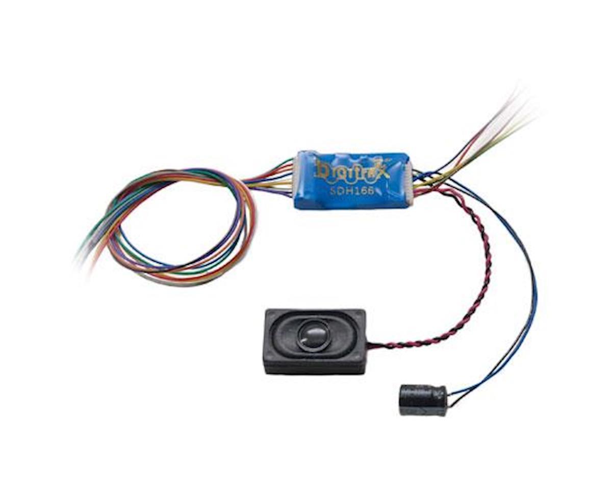 Digitrax Inc Ho 8 Bit Sound Decoder Motor 6 Functions 1a Wiring Tracks For Storage