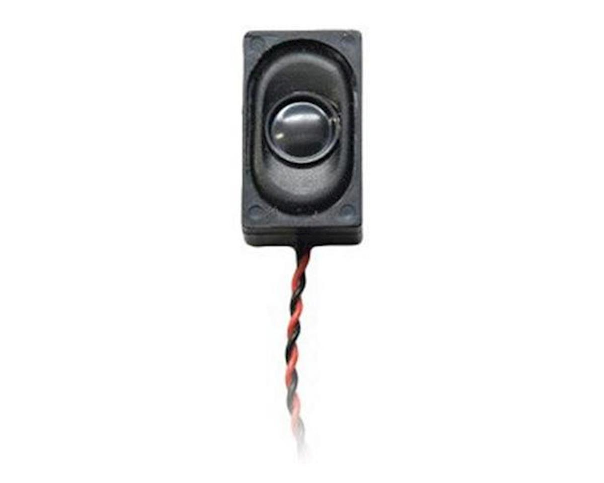 Digitrax, Inc. 8 Ohm Rectangular Speaker, 26.5mm x 15.5mm x 9mm