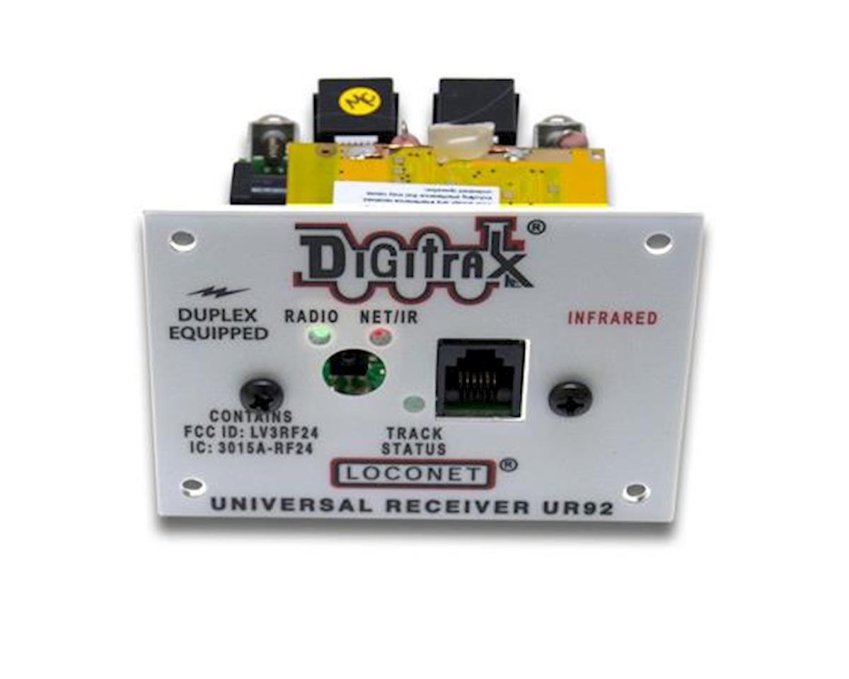 Digitrax, Inc. Duplex Transceiver w/IR Receiver