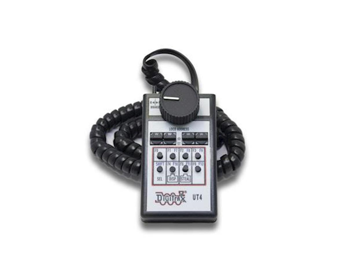Digitrax, Inc. Throttle 2-4 dig no prgrm
