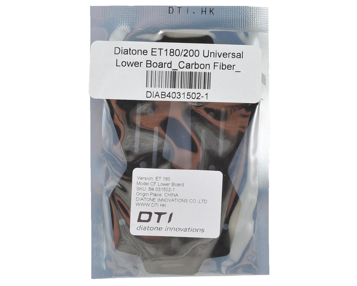 Diatone Carbon Fiber ET180/200 Universal Lower Board