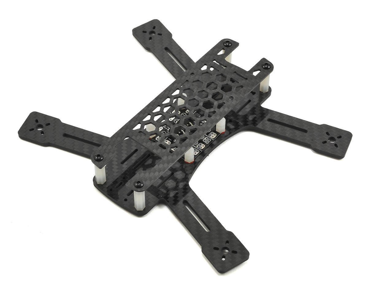 Diatone Spadger180 V1.0 Carbon Fiber FPV Racer Quad Drone Frame