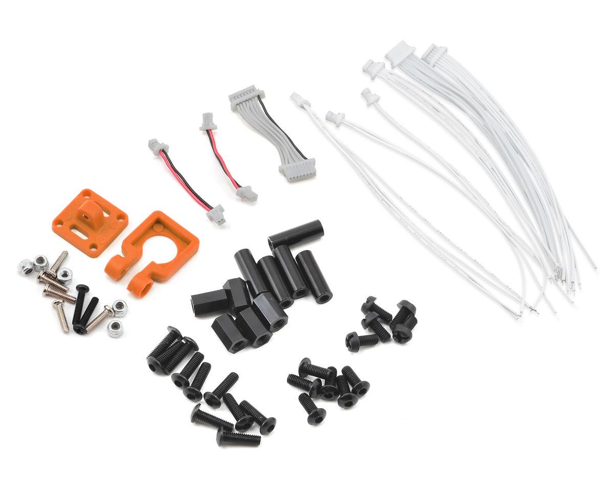 Diatone Tyrant 150 Carbon Fiber Quadcopter Drone Frame Kit (Orange)