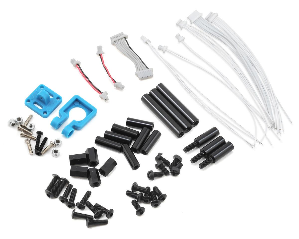 Diatone Tyrant 215 Carbon Fiber Quadcopter Drone Frame Kit (Blue)