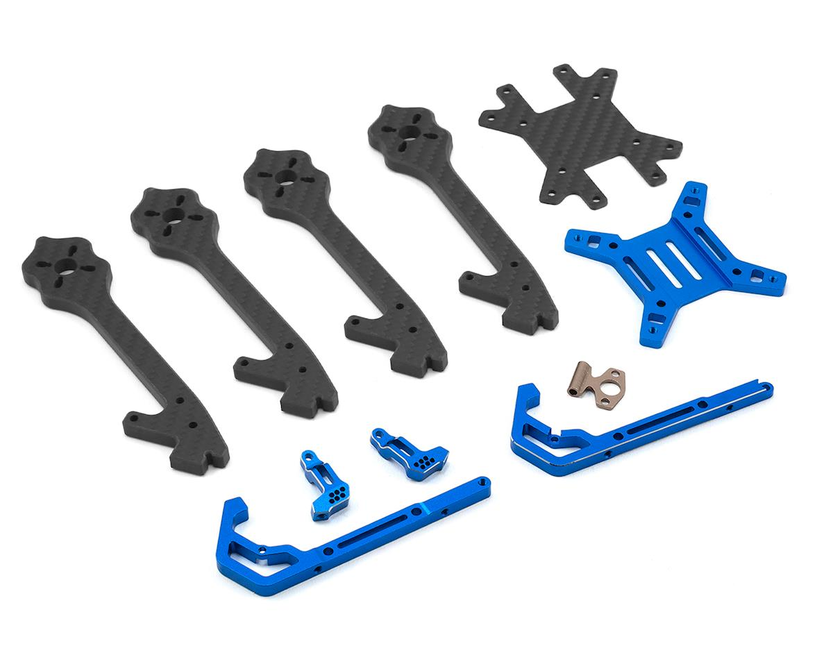 Diatone 2018GT M3 Normal X Drone Frame Kit (Blue)