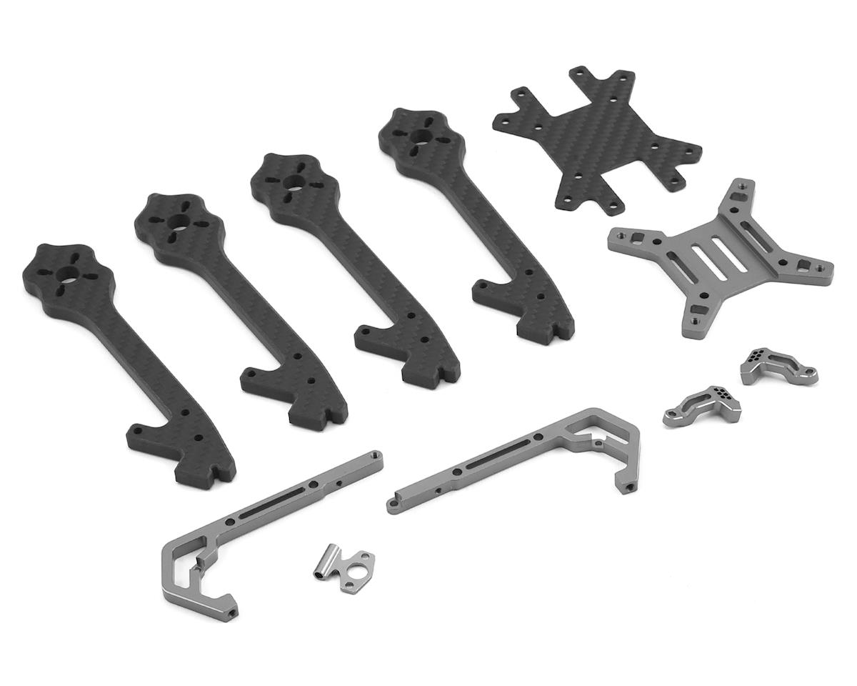 2018GT M3 Normal X Drone Frame Kit (Titanium)