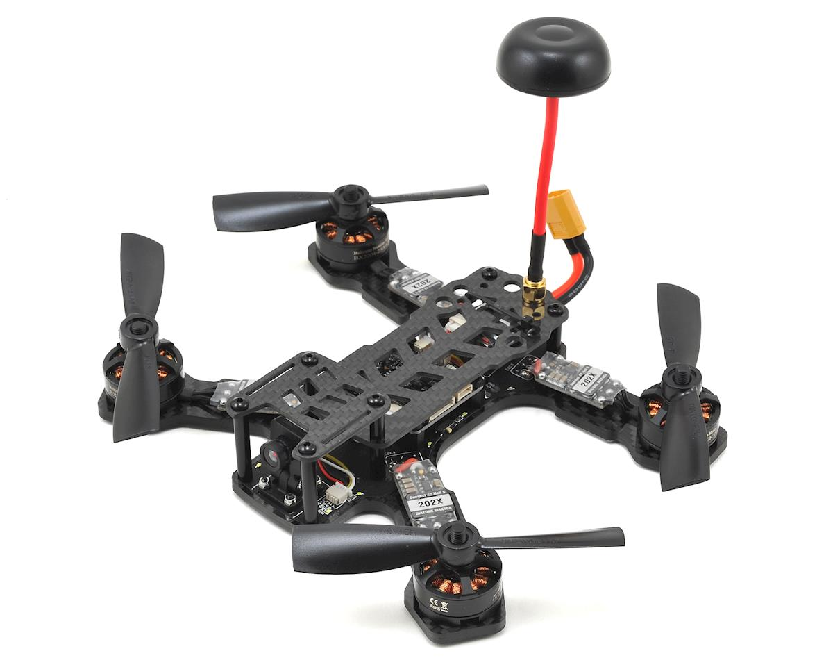 Tyrant 180 Quadcopter Drone ARF (Black)